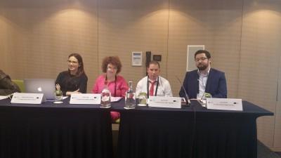 Sarah Boland, Sarah Jane Lavin, David Dean and Alan Byrne
